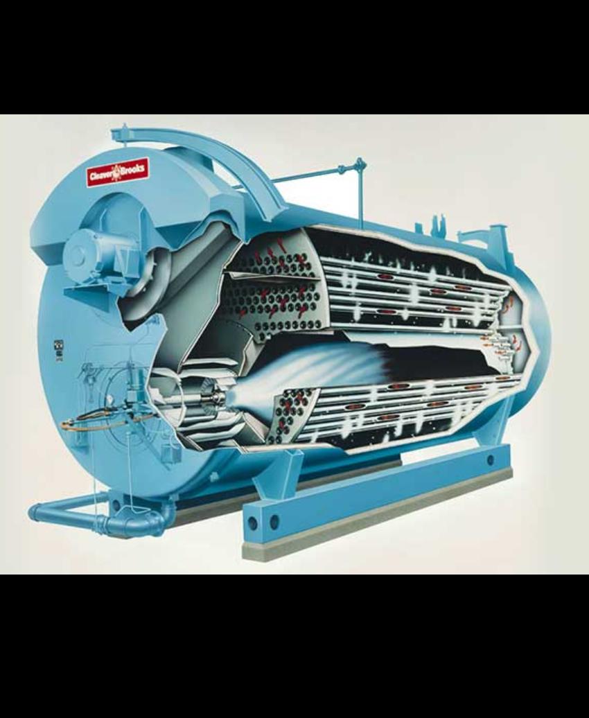Cleaver Brooks : Complete boiler room solutions