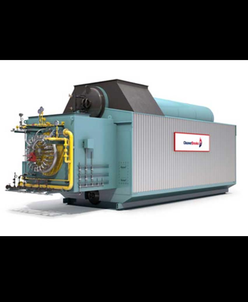 Cleaver Brooks water tube boiler