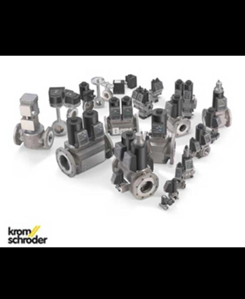 Honeywell KROM SCHRODER  Valves and butterfly valves